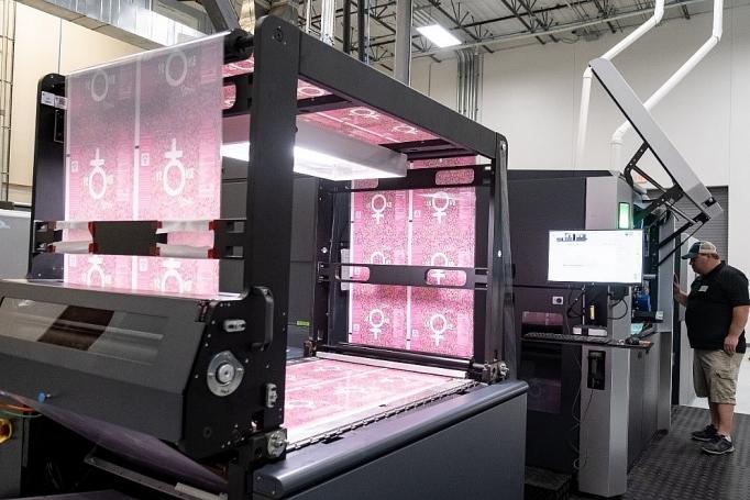 printing digital packaging